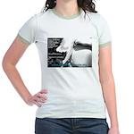 Oz Kidd-Ward poster #2 Jr. Ringer T-Shirt