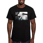 Oz Kidd-Ward poster #2 Men's Fitted T-Shirt (dark)
