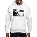 Oz Kidd-Ward poster #2 Hooded Sweatshirt