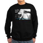 Oz Kidd-Ward poster #2 Sweatshirt (dark)