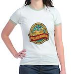 Pastafarian Seal Jr. Ringer T-Shirt