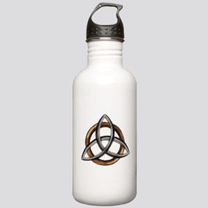 Triquetra Stainless Water Bottle 1.0L