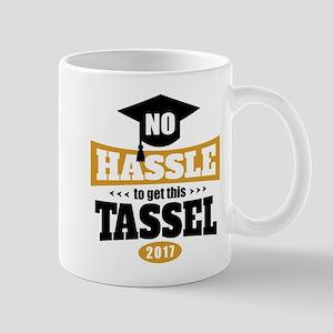 Tassel No Hassle 11 oz Ceramic Mug