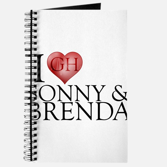 I Heart Sonny & Brenda Journal