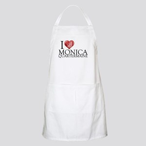 I Heart Monica Quartermaine Light Apron
