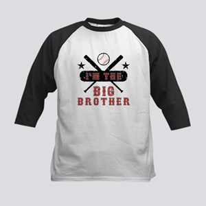 Baseball Big Brother Kids Baseball Jersey