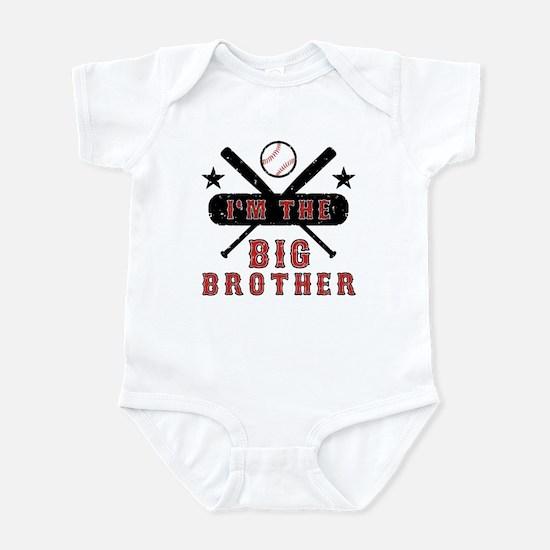 Baseball Big Brother Infant Bodysuit