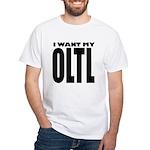 I Want My OLTL White T-Shirt