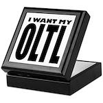 I Want My OLTL Keepsake Box