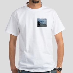 BASTS White T-Shirt