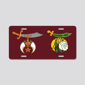 Shriner - Daughters of the Nile license Plate