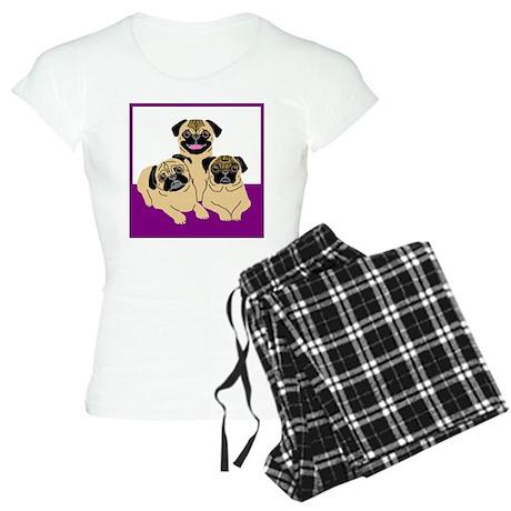 Isabelle, Madison & Lucee Women's Light Pajamas