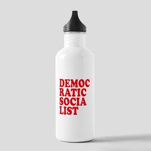 Democratic Socialist Stainless Water Bottle 1.0L