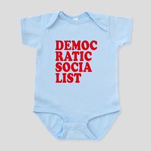 Democratic Socialist Infant Bodysuit
