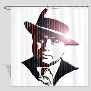 CAPONE Shower Curtain