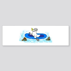 Rafting Sticker (Bumper)
