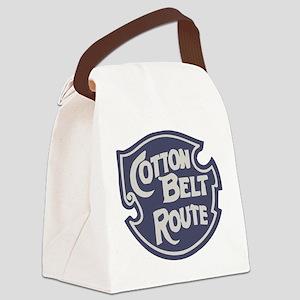 Cotton Belt Railway logo Canvas Lunch Bag