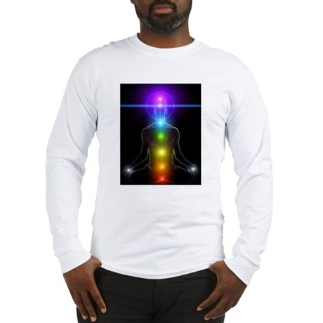 CHAKRAS 1 Long Sleeve T-Shirt