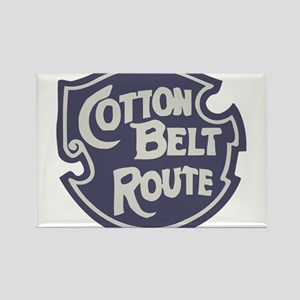 Cotton Belt Railway logo Magnets