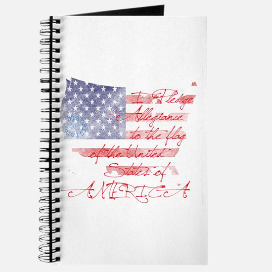 PLEDGE OF ALLEGIANCE Journal