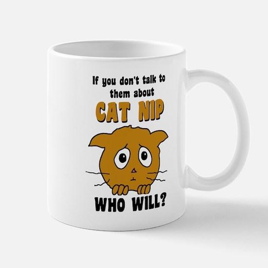 Cat Nip Mug