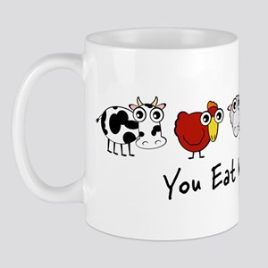 You Eat What? Mug