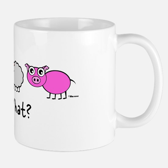 You Eat What? Mug
