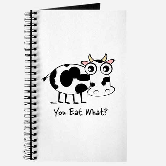 YOU EAT WHAT? COW Journal