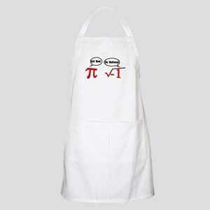 Get Real, Be Rational Apron