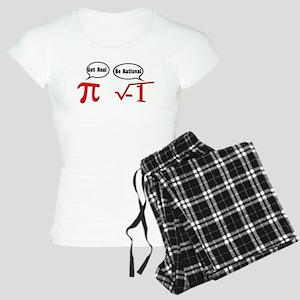 Get Real, Be Rational Women's Light Pajamas