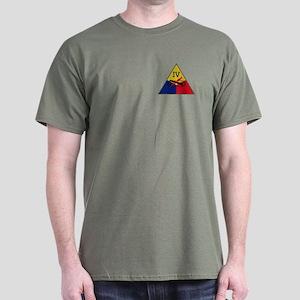 IV Armored Corps T-Shirt (Dark)