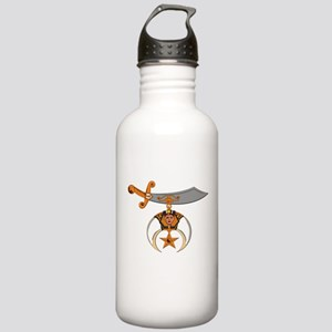 Shriners Stainless Water Bottle 1.0L