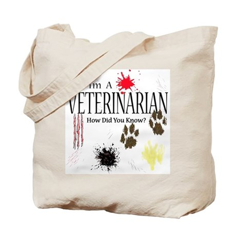 Yes I'm A Veterinarian Tote Bag