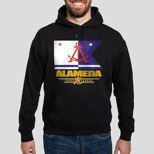 Alameda Pride Hoodie (dark)