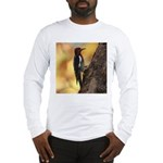 Red-breasted Sapsucker Long Sleeve T-Shirt