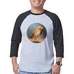 Song Sparrow Mens Baseball Tee