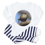 Golden-crowned Sparrow Pajamas