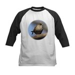 Golden-crowned Sparrow Baseball Jersey