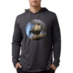 Golden-crowned Sparrow Long Sleeve T-Shirt