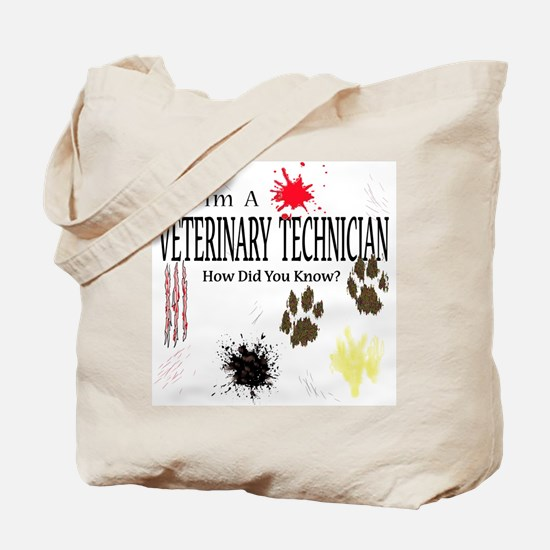 Yes I'm A Veterinary Technician Tote Bag