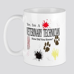 Yes I'm A Veterinary Technician Mug