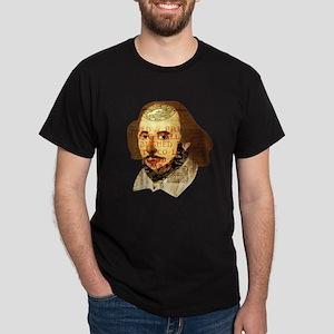 Modern Shakespeare Dark T-Shirt