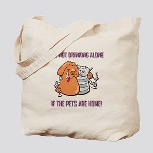 IT'S NOT DRINKING.... Tote Bag