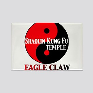 Eagle Claw Rectangle Magnet