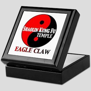 Eagle Claw Keepsake Box