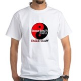 Eagle claw kung fu Mens Classic White T-Shirts