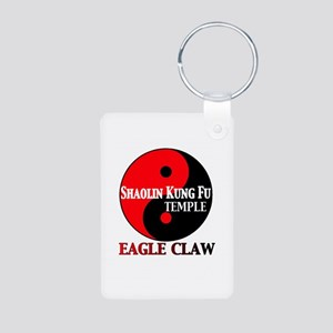 Eagle Claw Aluminum Photo Keychain