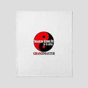 Grandmaster Throw Blanket