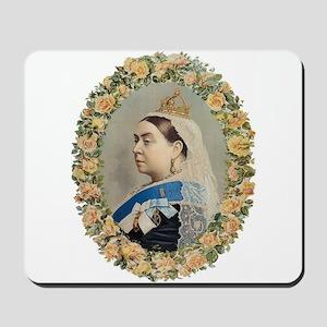 Queen Victoria Mousepad