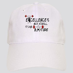 Excellence is an Attitude Cap